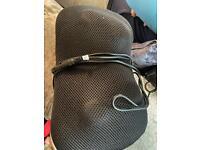 Massage cushion electric use on back/neck etc