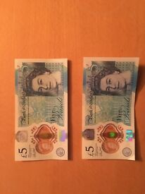 £5 for Sale - Number AK47 and AK48
