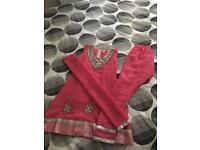 Indian/Asian wear suit - girls size 24