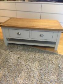 Brand New John Lewis Solid Oak Coffee Table