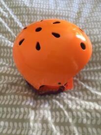Kiddimoto cycle helmet.