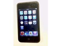 APPLE iPOD TOUCH 1st Gen 8GB Black - 1st Generation