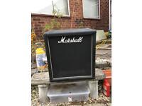Marshall 250w speaker cabinet