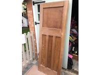 1930s Internal Doors (MUST GO) x3