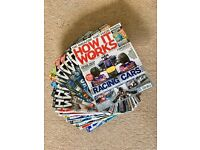 FREE How It Works magazines
