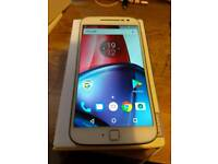 Motorola G4 plus dual sim unlocked