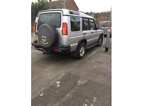 2003 Land Rover Discovery GS TD5 7 Seater
