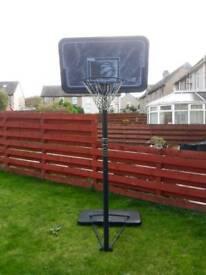 Freestanding Basketball net