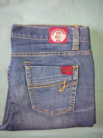 Joules bootcut jeans hardly worn size 14
