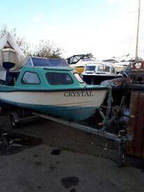 Seasafe fishing boat