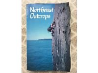 Northeast Outcrops climbing guide