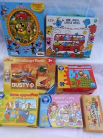 Disney Cars, Mickey Mse, Orchard Toys, Farm toy games