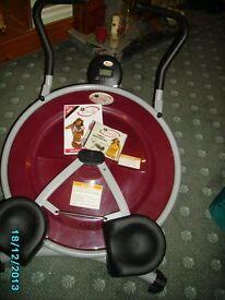 Ab Circle Pro Exercise workout
