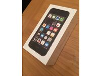 Iphone 5s 16GB space grey BNB