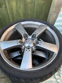 Mazda rx8 alloys