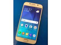 Samsung Galaxy S6 (SM-G920F) 32GB UNLOCKED. IMMACULATE Condition.