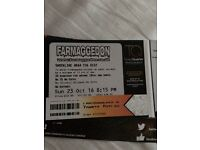 2 x Farmageddon Tickets! SOLD OUT!