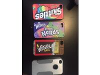 iPhone 4 & 4s phone cases ( in a set or alone).
