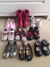 Toddler size 6 shoe bundle