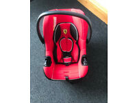 Ferrari Car Seat Birth to 9kg