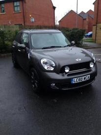 Mini Countryman Cooper S (Auto)