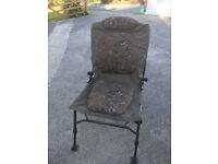 Nash Indulgence Big Daddy LS carp fishing Chair