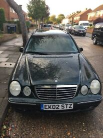 Mercedes E220 Cdi Avantgarde Auto Perfect Condition