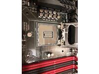 Asus maximus VI gene motherboard