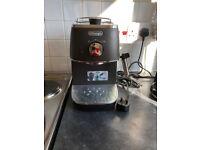 Brand new coffee machine (Barista style)