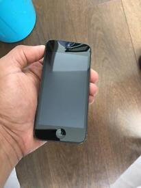 IPhone 5 16gb unlocked to all network. Good condition