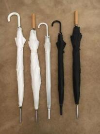 Umbrellas x15