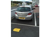 59 plate Vauxhall Astra 1.6 16v club 115