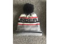 Men's under Armour Bobble Hat