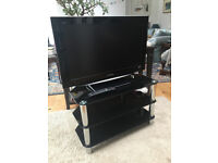 Panasonic Viera TX-32LZD85 HD television with stand