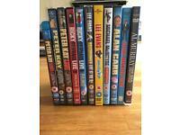 Comedy DVD selection