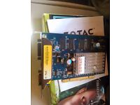 Video Graphics Card Zotac Ge Force 5200