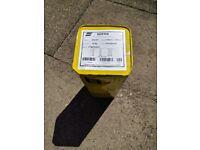 Esab Nu Five E6011 electrodes 20kg Tin Esab Part number 2708253044