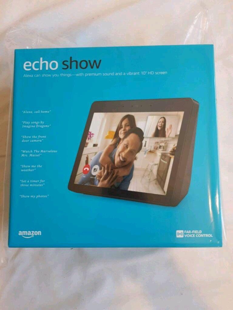 amazon echo show 2  generation