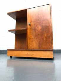 Fabulous Mid Century End Side Book Table