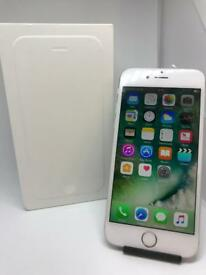 iPhone 6 Silver 64gb O2