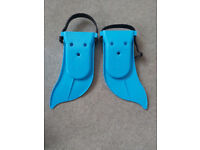 Childs Flippers (Blue)