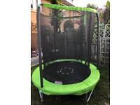 Trampoline 8 foot open to offers