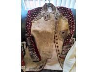 Cheap Mens wedding sherwani size 46 for sale