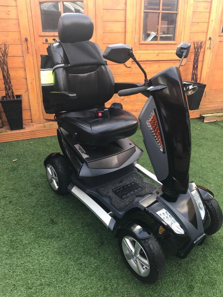 Tga vita 4 Heavy Duty 8mph mobility scooter
