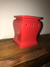 Scentsy Burner Red Like New £30