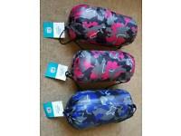 3 x New Junior sleeping bags