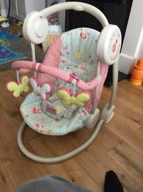 Mamas & Papas swing seat excellent condition