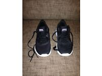 Adidas cloudfoam size 7 trainers