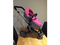 Silver cross sx surf dolls pushchair NEW