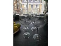 Wine glasses new